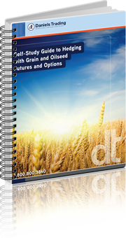 Self Study Guide to Hedging with Grain and Oilseed Futures and Options Cover
